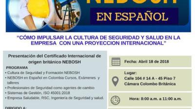 NEBOSH en español